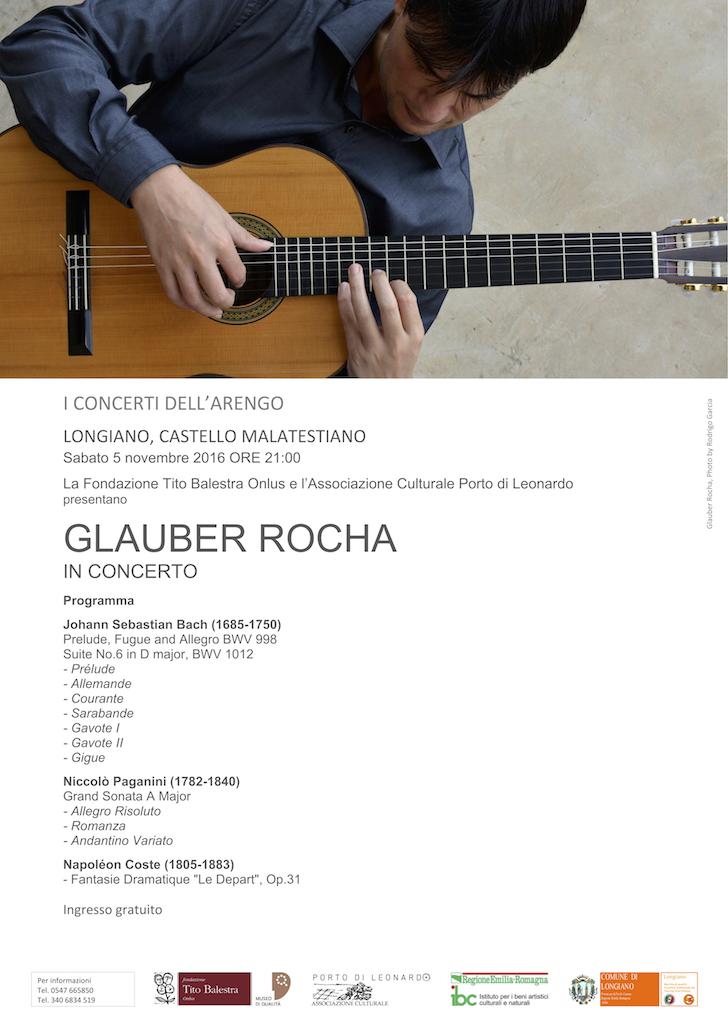 LocandinaLONGIANO Glauber ROCHA