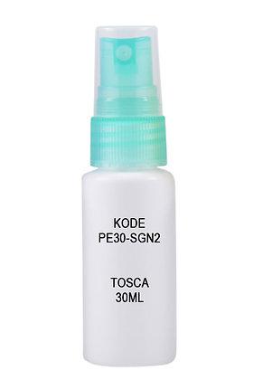 Sample HDPE 30ml Mist Sprayer-Tosca