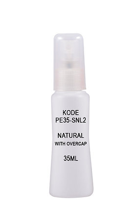 HDPE 35ml Mist Sprayer-Natural