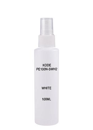 HDPE 100ml Mist Sprayer-White