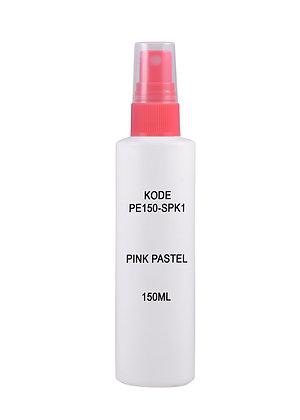 Sample HDPE 150ml - Sprayer Pink Pastel