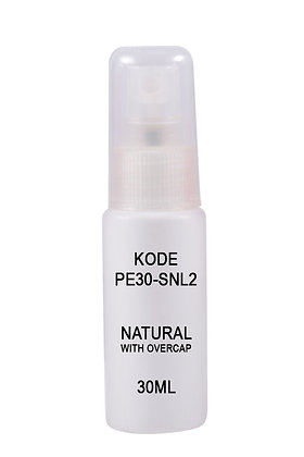 HDPE 30ml Mist Sprayer-Natural