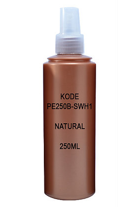 HDPE 250 Brown - Sprayer Natural