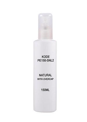Sample HDPE 150ml - Sprayer Natural