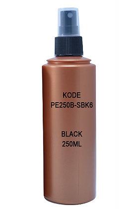 HDPE 250 Brown - Sprayer Black