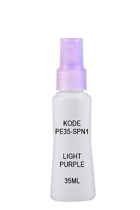 HDPE 35ml Mist Sprayer-Light Purple