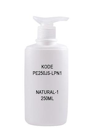 Sample HDPE 250JS - Pump Natural 1