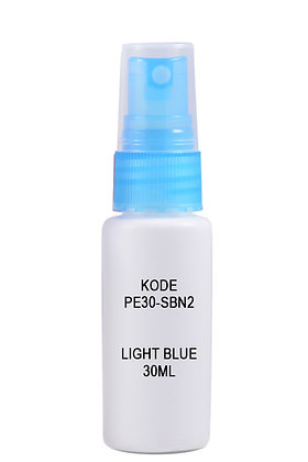 HDPE 30ml Mist Sprayer-Light Blue
