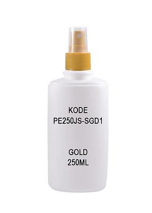 HDPE 250JS - Sprayer Gold