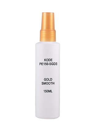 HDPE 150ml - Sprayer Gold Smooth