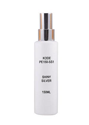 HDPE 150ml - Sprayer Shin Silver