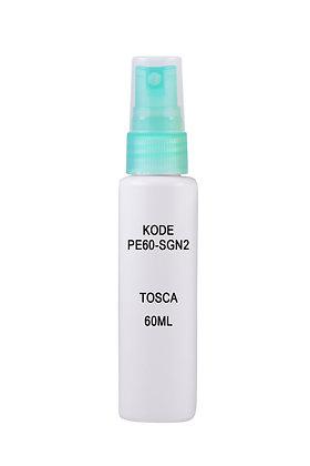 HDPE 60ml Mist Sprayer-Tosca