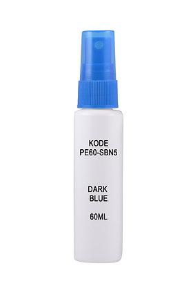 HDPE 60ml Mist Sprayer-Dark Blue