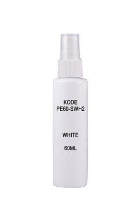 HDPE 60ml Mist Sprayer-White