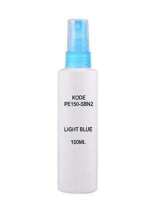 Sample HDPE 150ml - Sprayer Light Blue