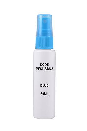 HDPE 60ml Mist Sprayer-Blue