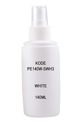 HDPE 140ml White-Sprayer White