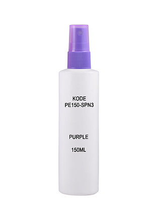 HDPE 150ml - Sprayer Purple