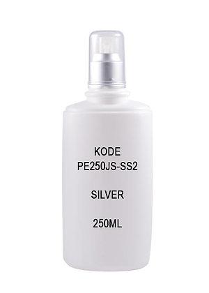 Sample HDPE 250JS - Sprayer Silver