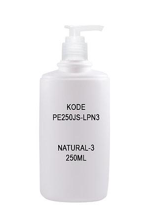 Sample HDPE 250JS - Pump Natural 3