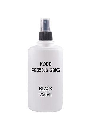 Sample HDPE 250JS - Sprayer Black