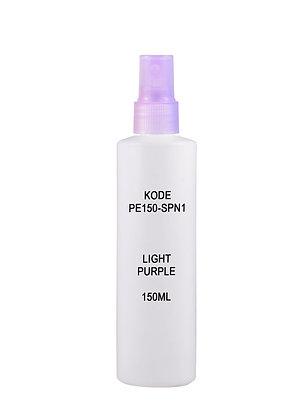 Sample HDPE 150ml - Sprayer Light Purple