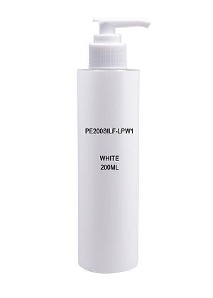 Sample HDPE 200SILF - Pump White