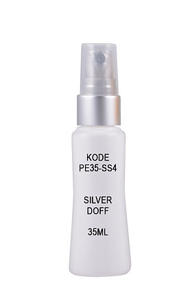 35ml Mist Sprayer-Silver Doff
