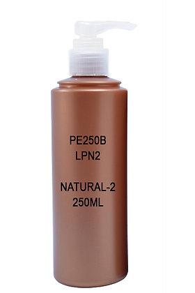 HDPE 250 Brown - Pump Natural 2