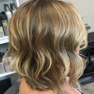 Hair goals 😍 _gosiaspooner  swipe left