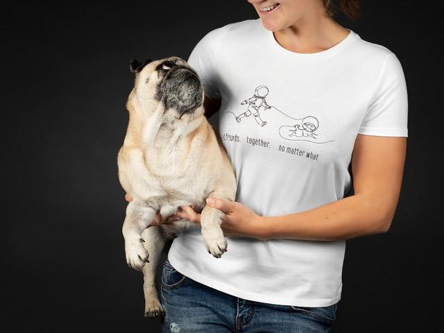 Majice s sporočilom