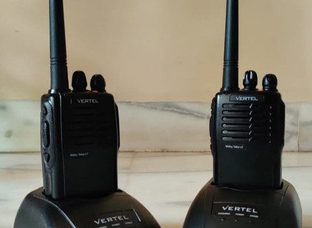 What is a Walkie Talkie exactly?