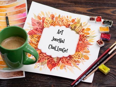 Art Journal Challenge