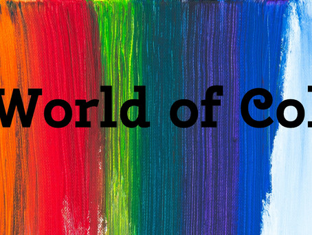 A World of Color!