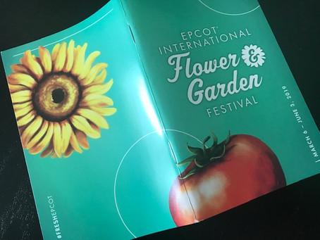 Color...A Fun, Visual Trip through a Flower & Garden Festival.