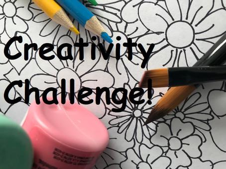 Creativity Challenge - June Project
