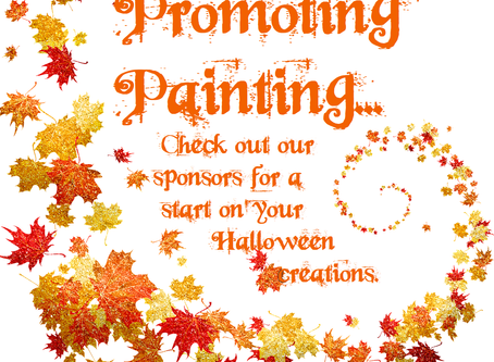 Promoting Painting August 22, 2020