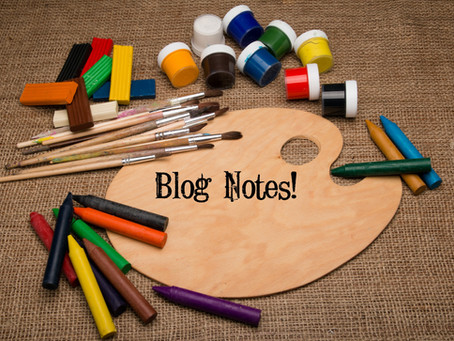 Blog Notes - June 15, 2021