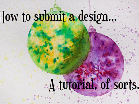How to submit a design...