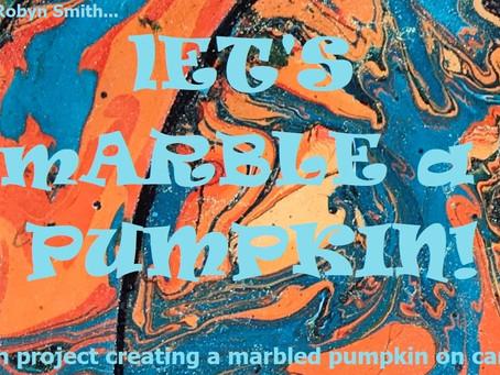Marbled Pumpkin Project