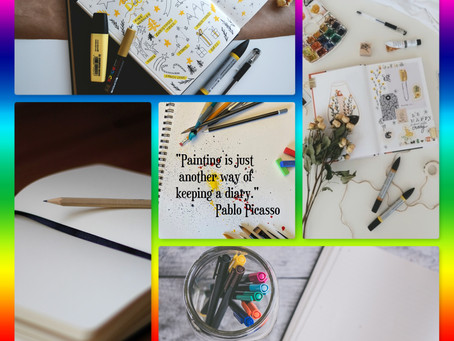 Sketch Pad - Daily Post March 10, 2021