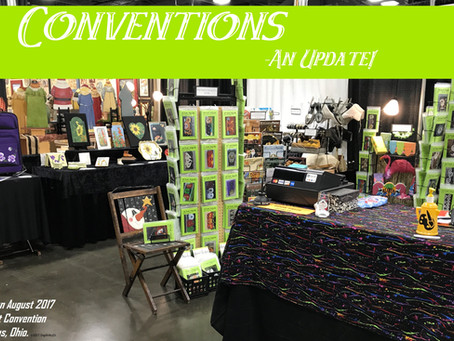 Conventions - An Update.