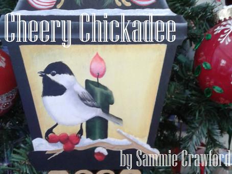 Cheery Chickadee