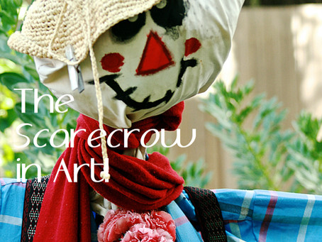 Scarecrows in Art