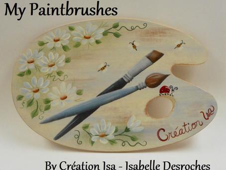 My Paintbrushes