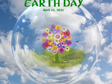 Earth Day - April 22, 2021