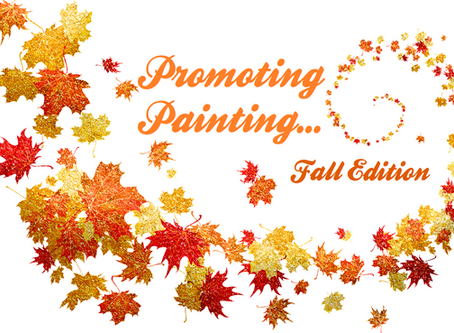 Promoting Painting September 22, 2020
