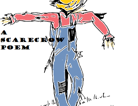 A Scarecrow Poem for Inspiration!