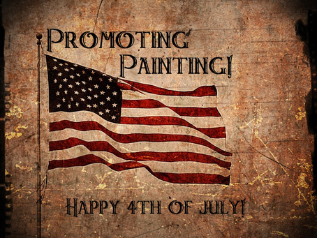 Promoting Painting - July 1, 2021