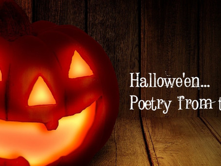 Hallowe'en... Poetry from the Past.
